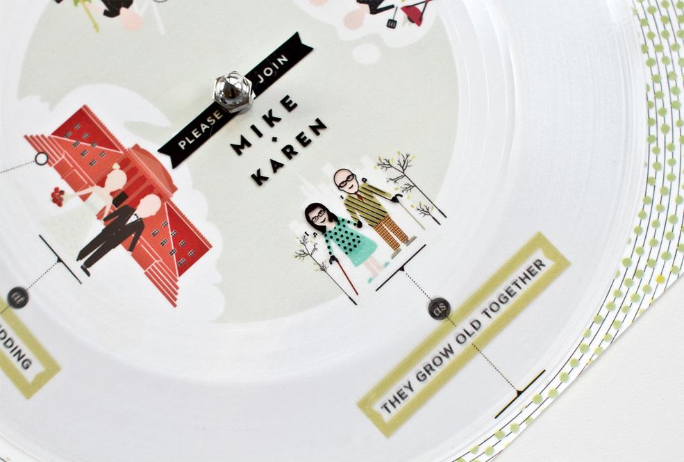 Kelli Anderson: PAPER RECORD PLAYER